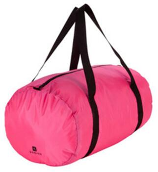 folded sport bag with waterproof