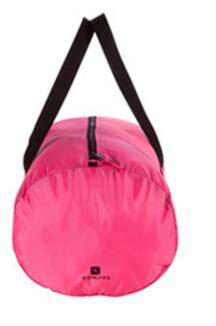 folded sport bag with waterproof side